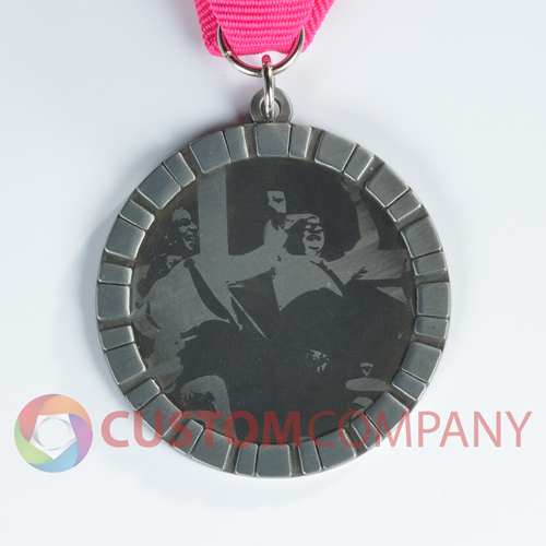 Custom Medals with your design and logo