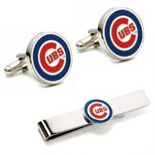 UBS Cufflinks and Tie Clips